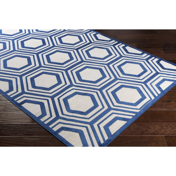 Carson Carrington Saffle Viscose Area Rug