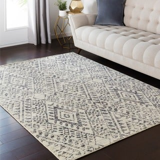 Machine Woven Northumbria Polyester Rug (7'10 x 9'10)