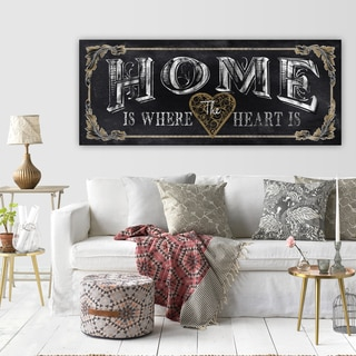 Conrad Knutsen 'Home' Premium Gallery-wrapped Canvas Art (3 Sizes Available)
