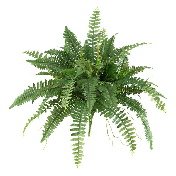 Nearly Natural Silk 40-inch Boston Fern (Set of 2). Opens flyout.