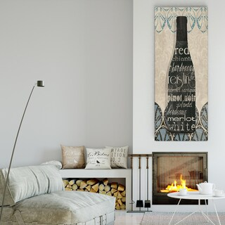 Wexford Home 'Wine Collection II' Multicolored Gallery Wrapped Canvas Artwork (3 Sizes Available)