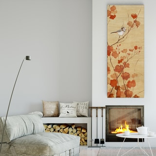Wexford Home 'Spring Return Detail I' Premium Gallery-wrapped Canvas Wall Art