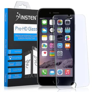 Insten Clear Tempered Glass LCD Screen Protector Film Cover For Apple iPhone 7 https://ak1.ostkcdn.com/images/products/14307828/P20889838.jpg?impolicy=medium