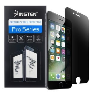 Insten Privacy Filter LCD Screen Protector Film Cover For Apple iPhone 7 Plus