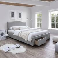 DG Casa OLGA 2-drawer Queen Bed