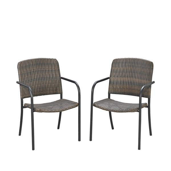 Laguna II Pair of Arm Chairs by Home Styles. Opens flyout.