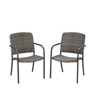 Laguna II Pair of Arm Chairs by Home Styles