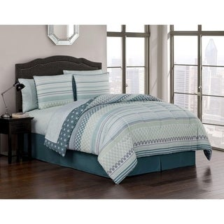 Avondale Manor Avalon 8-piece Bed in a Bag Set
