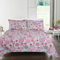 Lauren Taylor - Martha 3pc Quilt Set