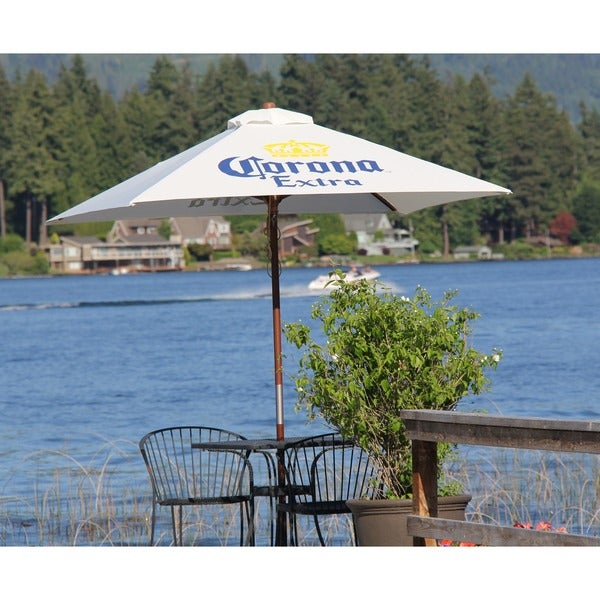 Exceptionnel Corona Extra 6.5 Ft Square Patio Market Umbrella