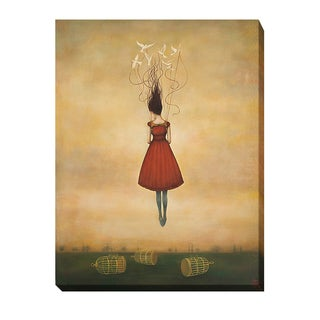 Duy Huynh 'Suspension of Disbelief' Gallery-wrapped Canvas Giclee Art