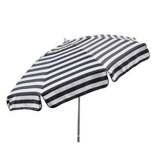 DestinationGear 7.5 ft Italian Stripe Patio Umbrella