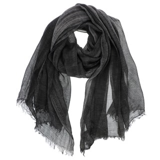 Solid Color Viscose Scarf
