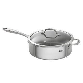Bradshaw 5.8 Qt Covered Deep Saute Pan