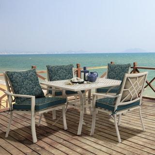Bombay Valencia Royal Zanzibar Outdoor 5-piece Dining Set
