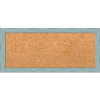 Framed Cork Board, Sky Blue Rustic|https://ak1.ostkcdn.com/images/products/14308748/P20890659.jpg?_ostk_perf_=percv&impolicy=medium