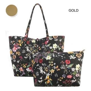 cd7b6bdfddf1 Buy Gold Shoulder Bags Online at Overstock
