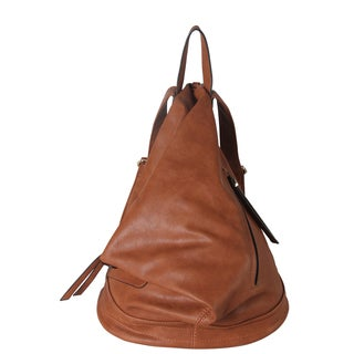Diophy Synthetic Leather Fashion Backpack