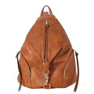 Link to Diophy Zipper Pocket Fashion Backpack Similar Items in Backpacks