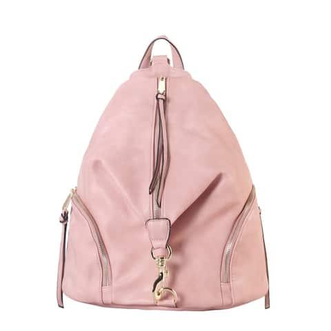 aa39b68bb1e0a0 Diophy Zipper Pocket Fashion Backpack