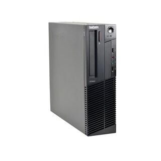 Lenovo ThinkCentre M91p-SFF Core i5-2400 3.1GHz 2nd Gen CPU 8GB RAM 500GB HDD Windows 10 Pro PC (Refurbished)