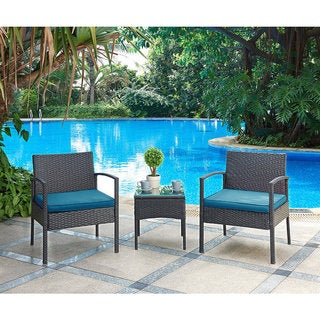 DG Casa San Juan 2 Chairs and Table Set (Set of 3)