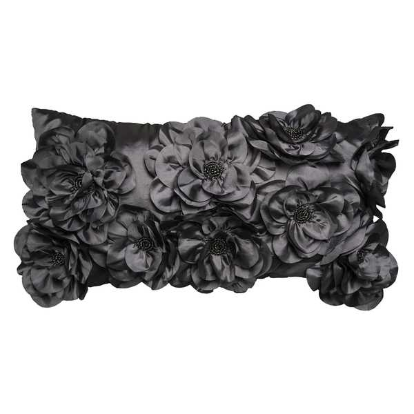 Rizzy Home Floral Decorative Throw Pillow