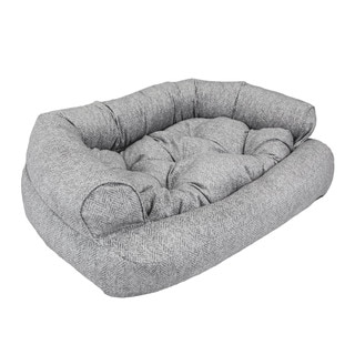 Snoozer Palmer Premium Overstuffed Pet Sofa
