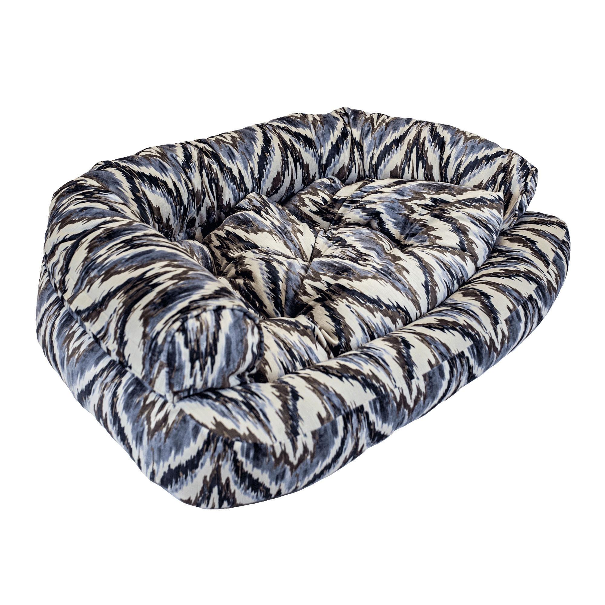 Snoozer Premium Overstuffed Tempest Pet Sofa (XLarge, Tem...