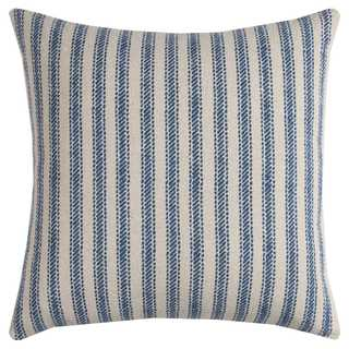 rizzy home cotton 20inch throw pillow