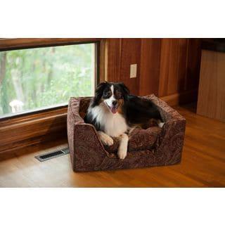 Snoozer Micro Suede Laurel Dog Bed