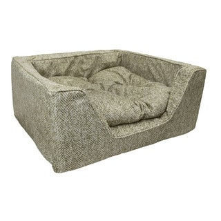 Snoozer Premium Micro Suede Palmer Dog Bed