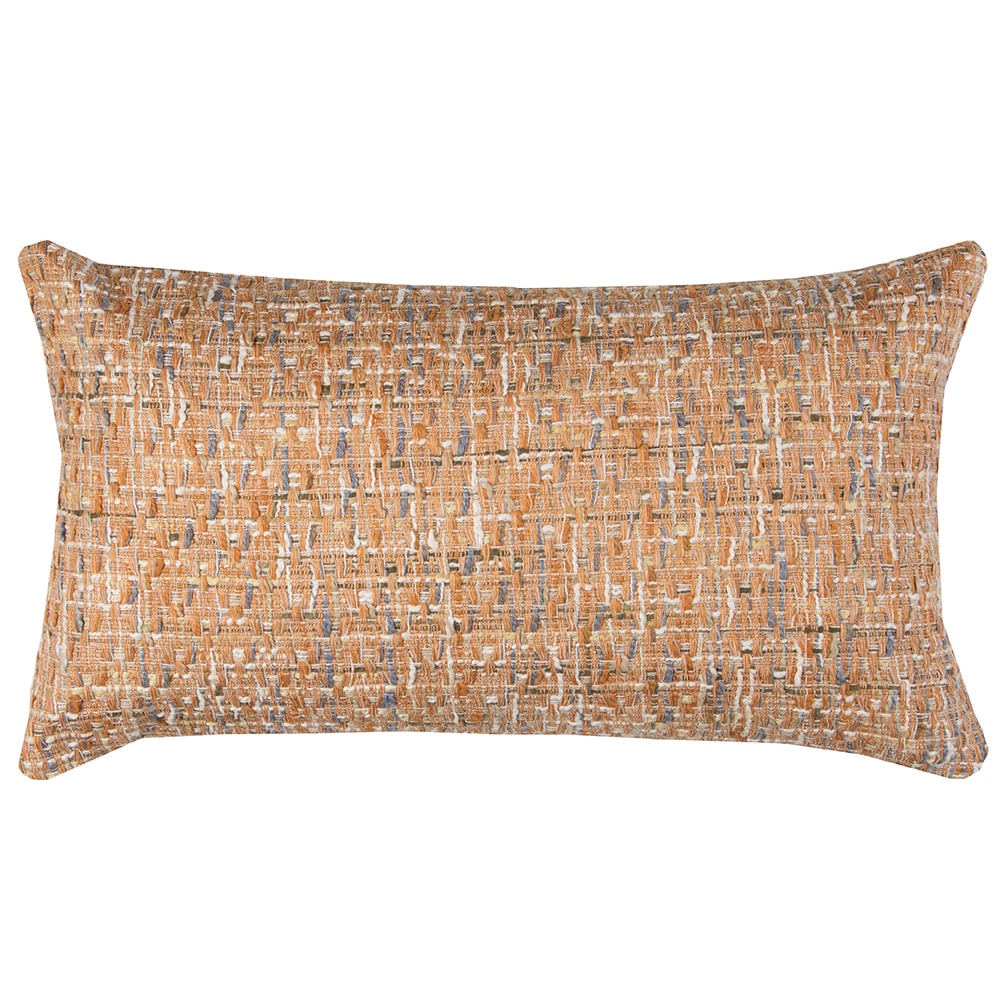 Rizzy Rugs All Over Threaded Pattern Peach Cotton Decorat...