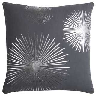 Rachel Kate By Rizzy Home Star Burst Cotton Casement Decorative Throw Pillow