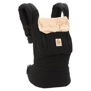 ErgoBaby Original Black/Camel Baby Carrier
