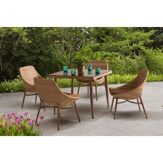 Attractive Sunjoy Century 5 Piece Dining Set
