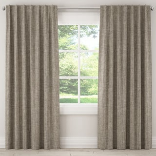 Skyline Metallic Linen Blackout Window Panel