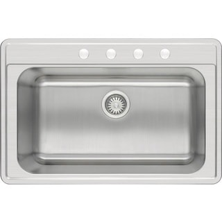 Winpro Single Bowl Stainless Steel Kitchen Sink