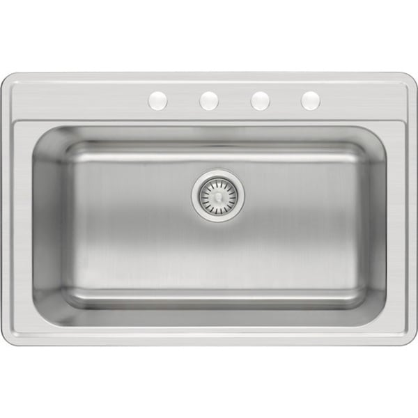 Superb Winpro Single Bowl Stainless Steel Kitchen Sink Home Interior And Landscaping Palasignezvosmurscom