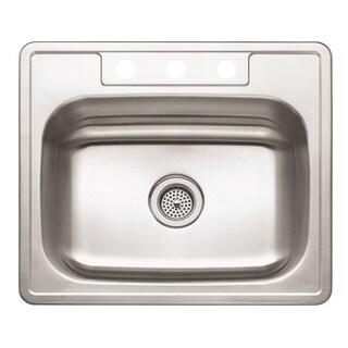 Winpro Stainless Steel Single Bowl Kitchen Sink