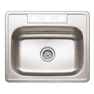 Link to Winpro Stainless Steel Single Bowl Kitchen Sink Similar Items in Sinks