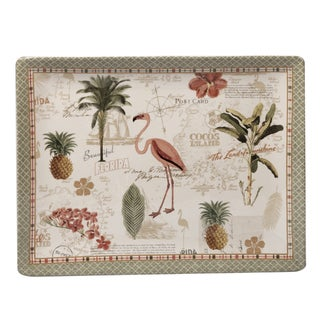Certified International 16-inch 'Floridian' Rectangular Platter