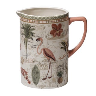 Certified International Floridian 80-ounce Pitcher
