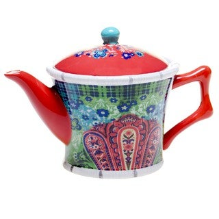 Tracy Porter for Poetic Wanderlust 'Folklore Holiday' 20-ounce Teapot