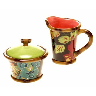 Tracy Porter for Poetic Wanderlust 'Eden Ranch' Sugar and Creamer Set