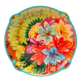 Tracy Porter for Poetic Wanderlust 'Scotch Moss' 15-inch Round Platter