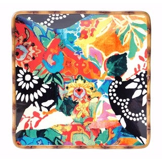 Tracy Porter for Poetic Wanderlust 'Magpie' 14.25-inch Square Platter