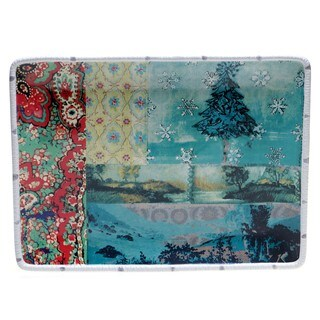 Tracy Porter for Poetic Wanderlust 'Folklore Holiday' 16-inch Rectangular Platter
