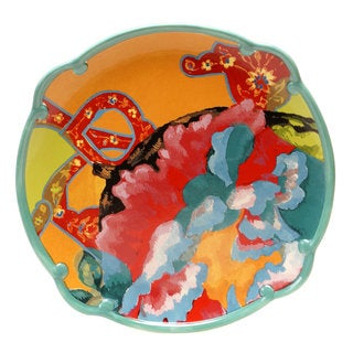 Tracy Porter for Poetic Wanderlust 'Scotch Moss' 13-inch Round Platter
