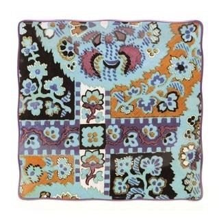 Tracy Porter for Poetic Wanderlust 'Rose Boheme' 14.5-inch Square Platter